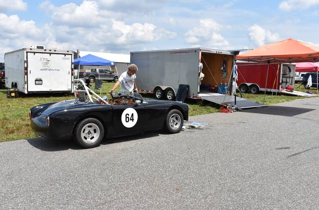 VRG NJ Historics featured on South Jersey Speed